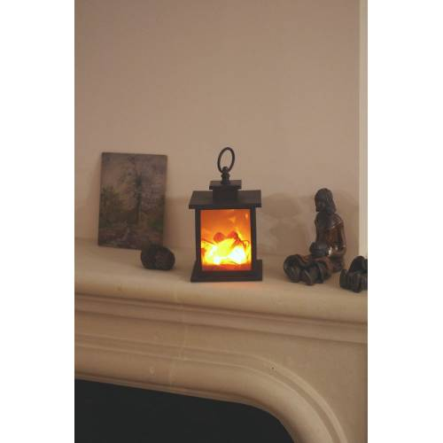 Lanterne cheminée