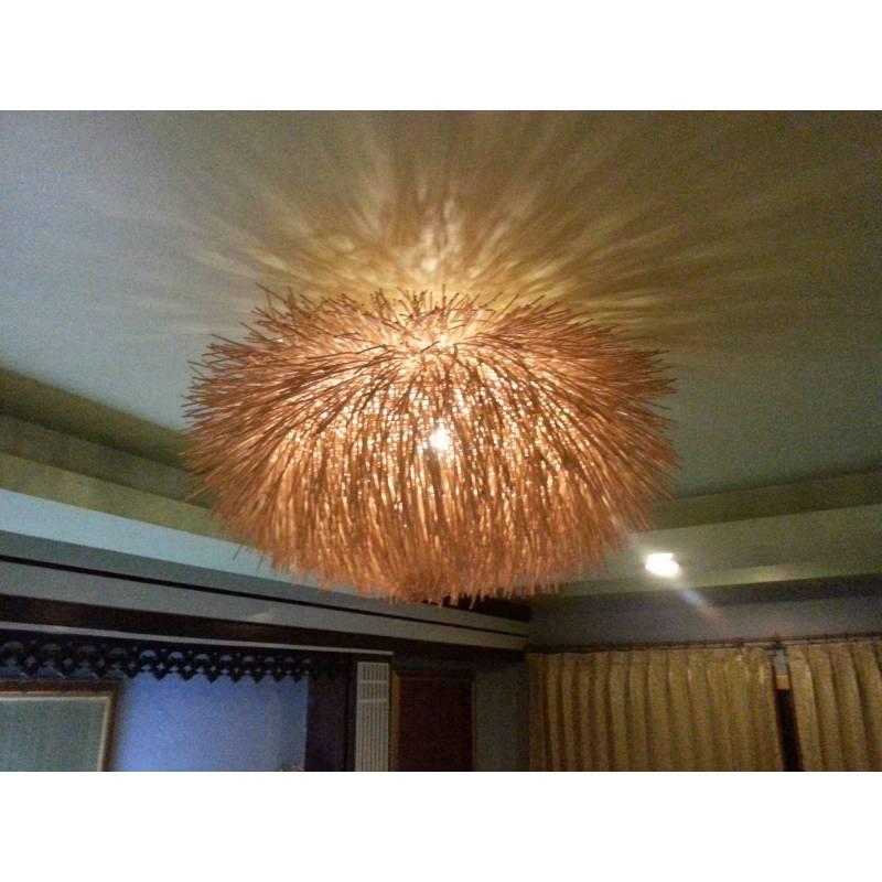Lampe lotus grand modèle