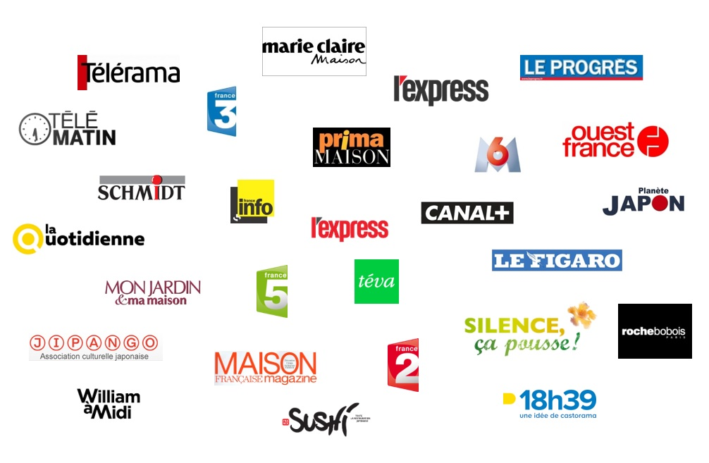 Logo articles presse